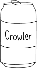 mini crowler